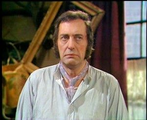 Harry H. Corbett as Harold Steptoe