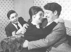 Jimmy, Susan and Alfie (Played by Danny Ross)