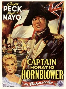 Horatio Hornblower on the Drama & Western Channel