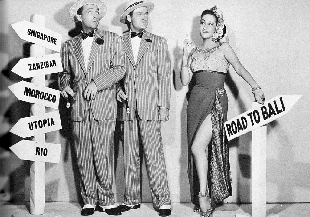 Bob Hope, Bing Crosby & Dorothy Lamour