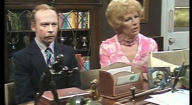 George and Mildred – And Women Must Weep