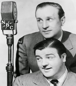 vintageradio - Abbott & Costello