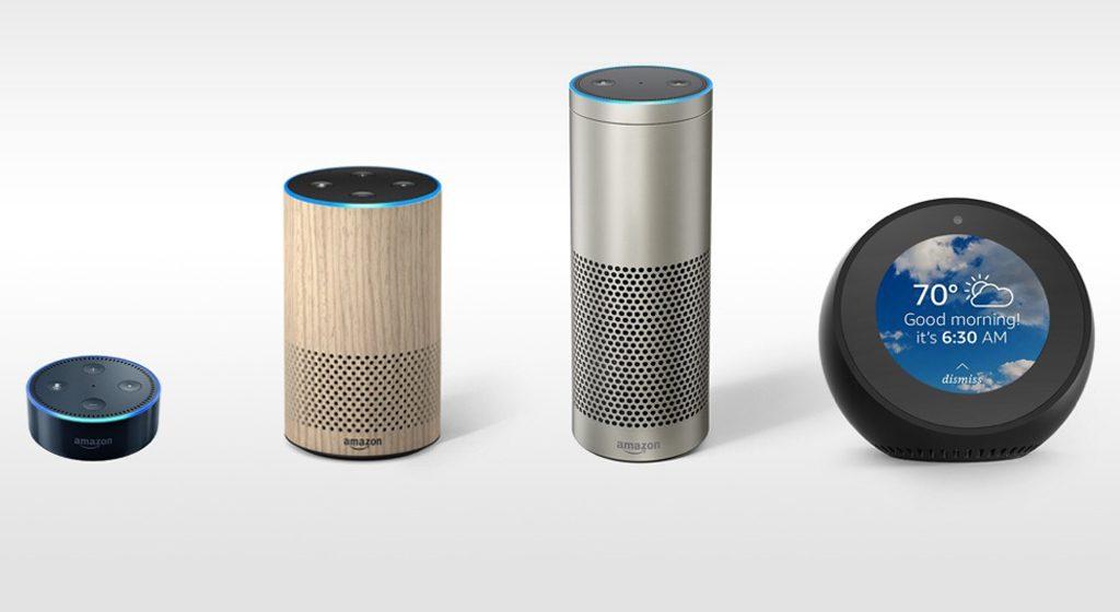 Amazon-Echo-family