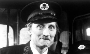 Stephen Lewis as Cyril Blakey Blake